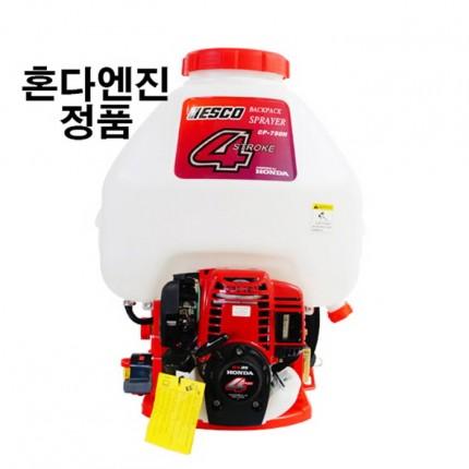 혼다 고압 엔진 분무기 / 25L 탱크