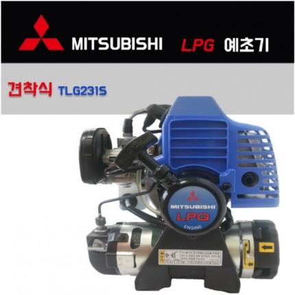 미쯔비시 LPG 예초기 / 가스예초기 / 예취기 TLG-231S